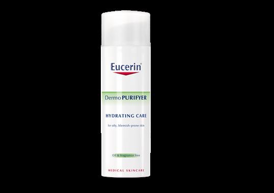 Eucerin DermoPURIFYER Cuidado Hidratante