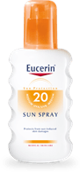 Eucerin Sun Spray FPS 20