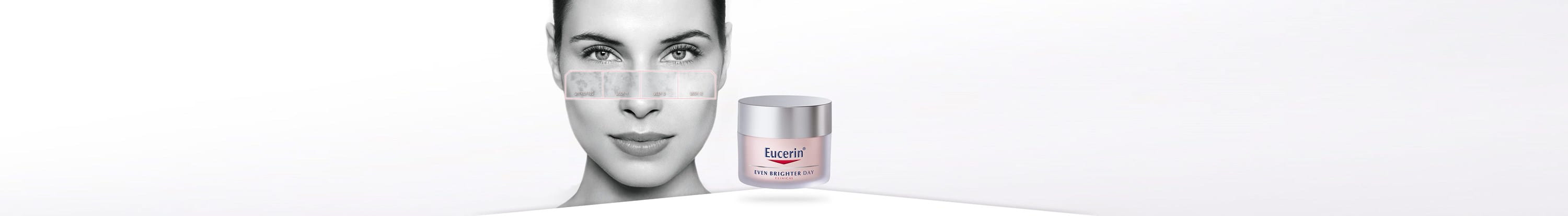 Gama de productos Eucerin Even Brighter