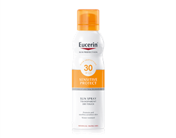 Eucerin Transparent Sun Spray Dry Touch FPS 30
