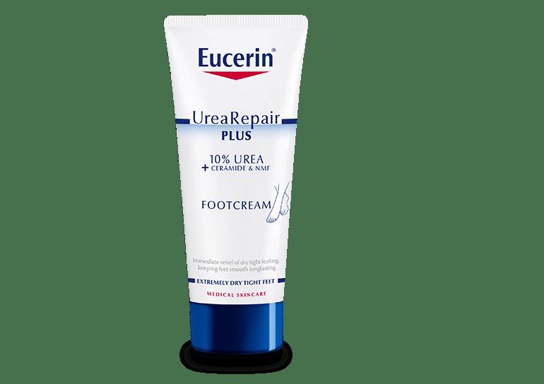 shampoo eucerin urea