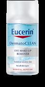 Eucerin DermatoCLEAN Desmaquillante de Ojos