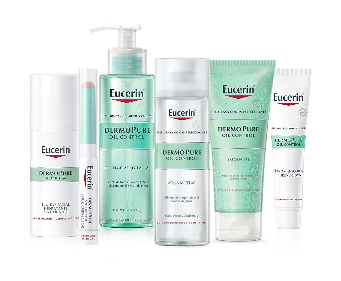 Eucerin para el acné