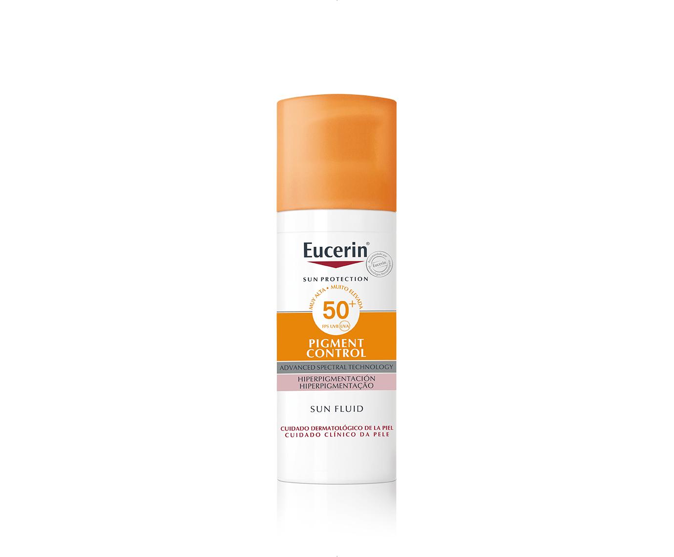 Eucerin protector solar