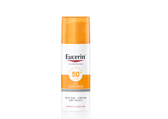 Eucerin Sun Gel-Creme Oil Control Dry Touch FPS 50+